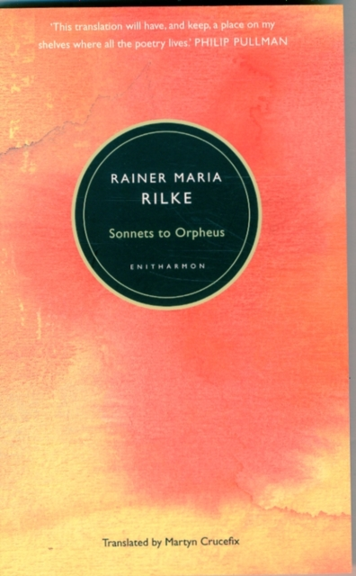 Cover for: Sonnets to Orpheus