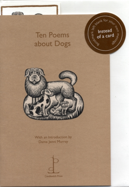 Cover for: Ten Poems About Dogs