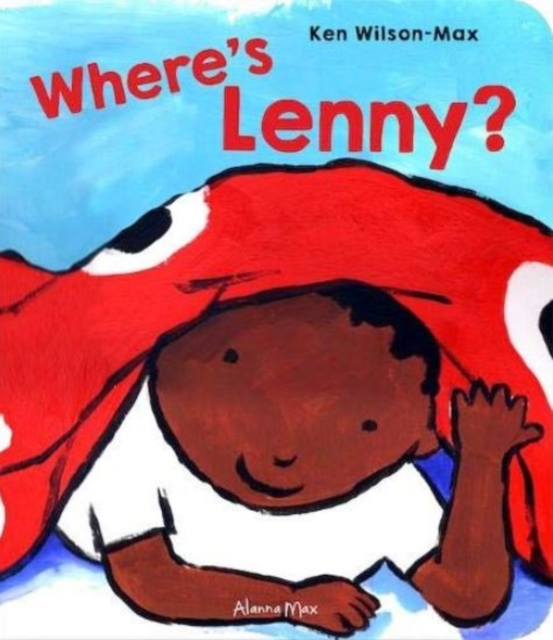 Cover for: Where's Lenny? : 2