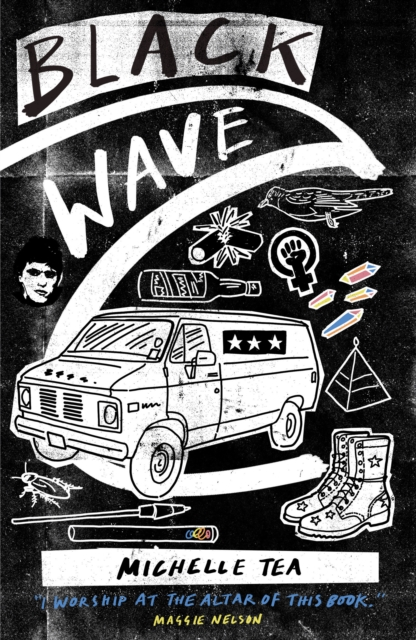 Cover for: Black Wave