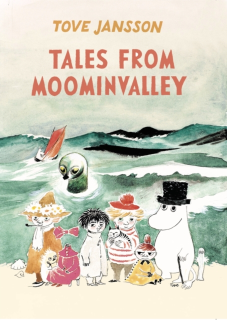 Cover for: Tales From Moominvalley
