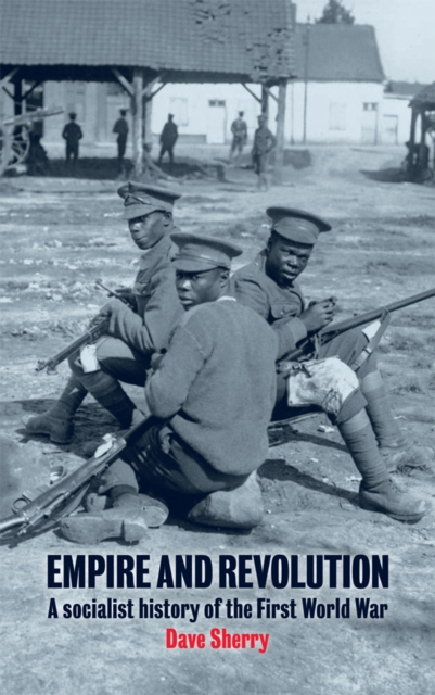Cover for: Empire And Revolution : A Socialist History of the First World War