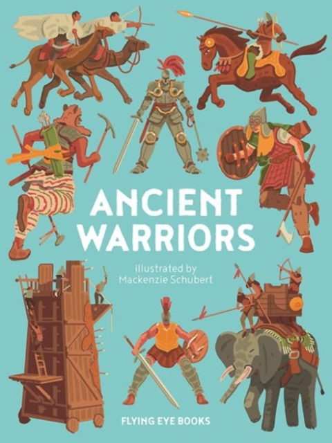 Cover for: Ancient Warriors