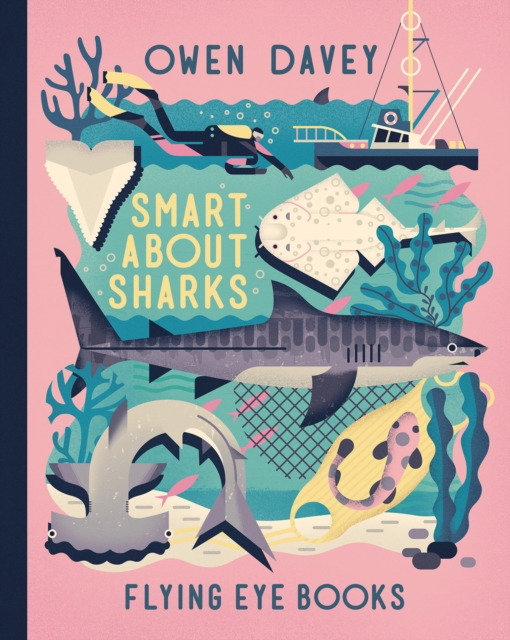 Cover for: Smart About Sharks : 2