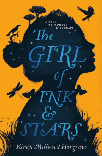 Cover for: The Girl of Ink & Stars