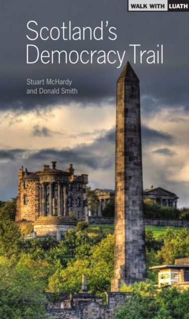 Cover for: Scotland's Democracy Trail