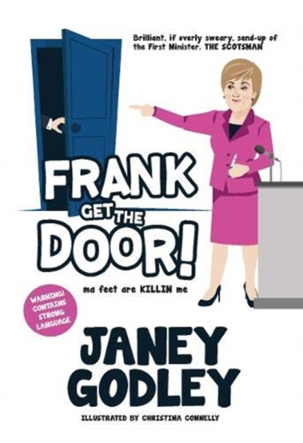 Cover for: Frank Get The Door! : ma feet are KILLIN me