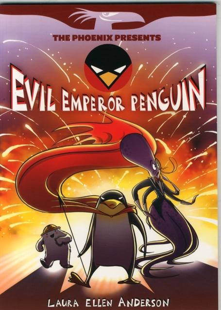 Cover for: Evil Emperor Penguin