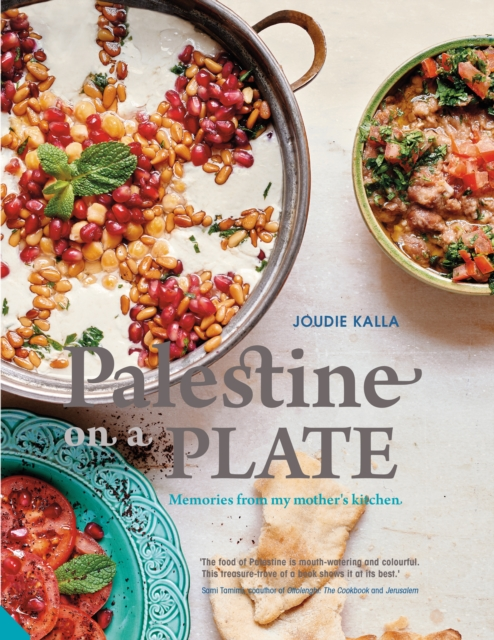 Image for Palestine on a Plate : Memories from my mother's kitchen