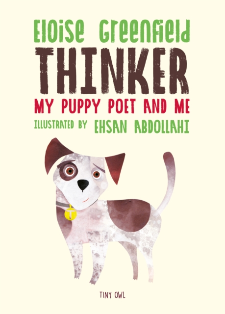 Cover for: THINKER: My Puppy Poet and Me
