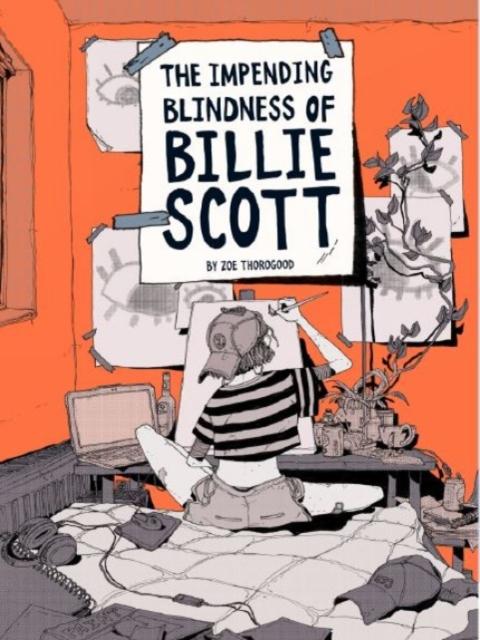 Cover for: Impending Blindness Of Billie Scott