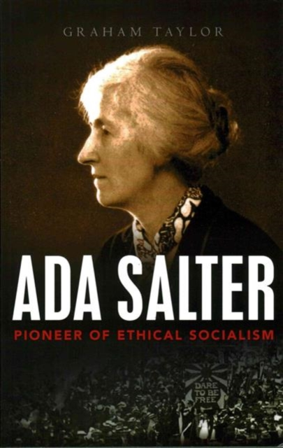 Cover for: Ada Salter : Pioneer of Ethical Socialism