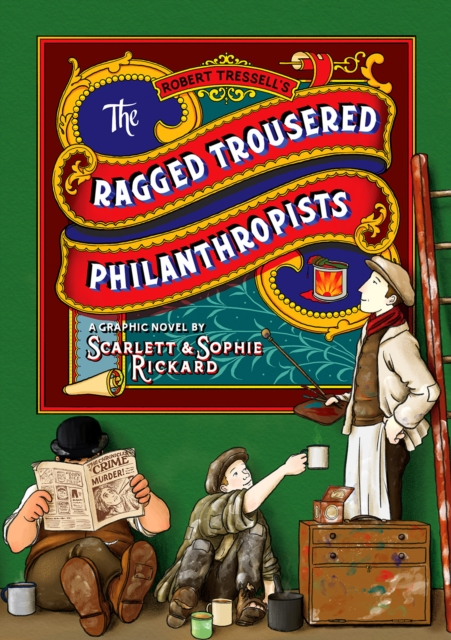 Cover for: The Ragged Trousered Philanthropists