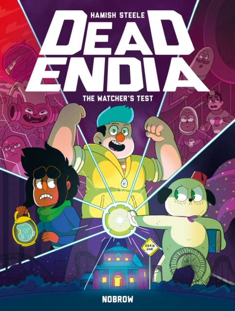 Cover for: DeadEndia: The Watcher's Test