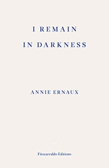 Image for I Remain in Darkness