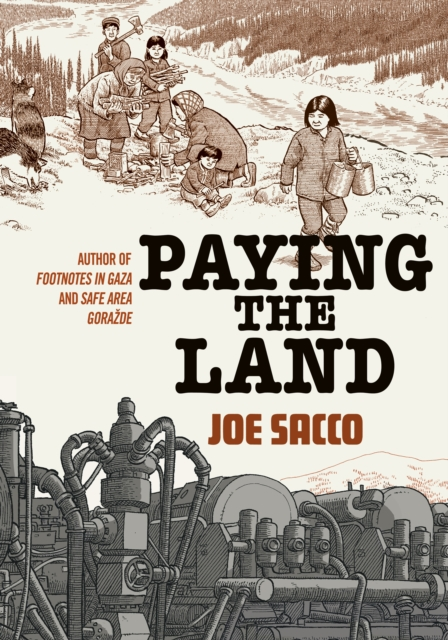 Image for Paying the Land
