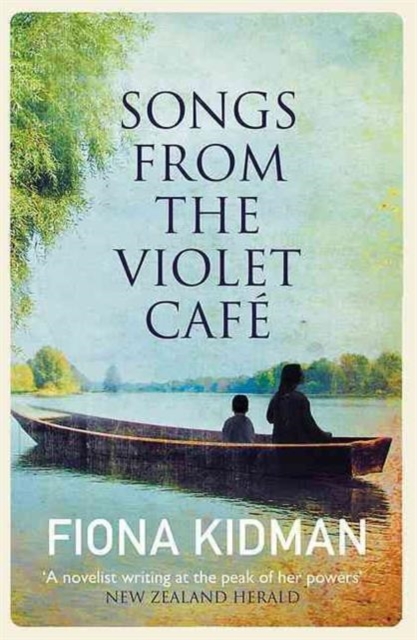 Cover for: Songs from the Violet Cafe