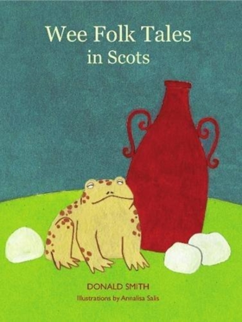 Cover for: Wee Folk Tales : in Scots