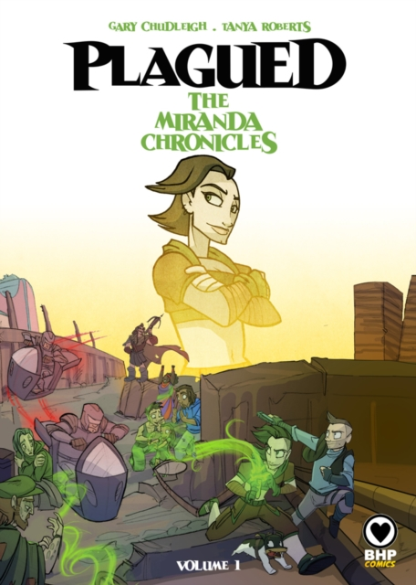 Cover for: Plagued: The Miranda Chronicles Vol 1