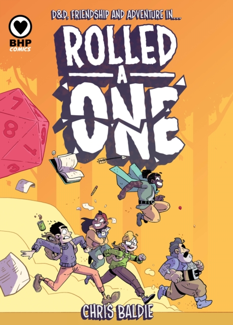 Cover for: Rolled A One