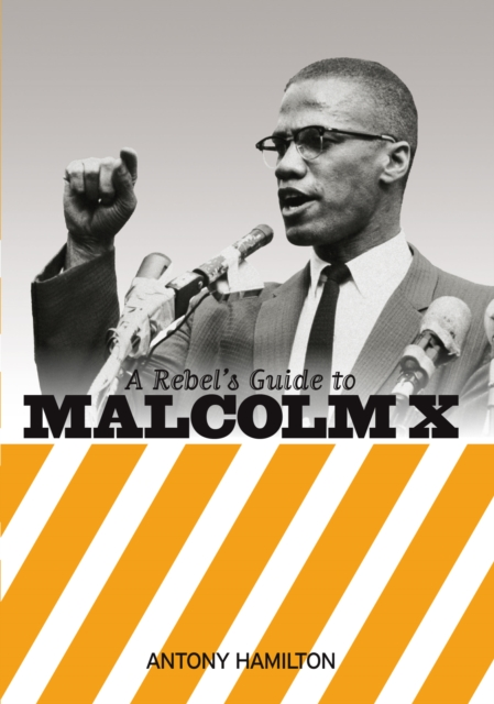 Cover for: A Rebel's Guide To Malcolm X