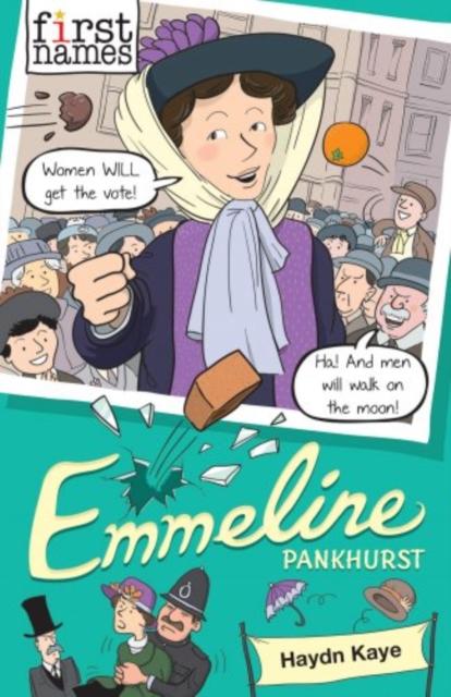Cover for: Emmeline : (Pankhurst)