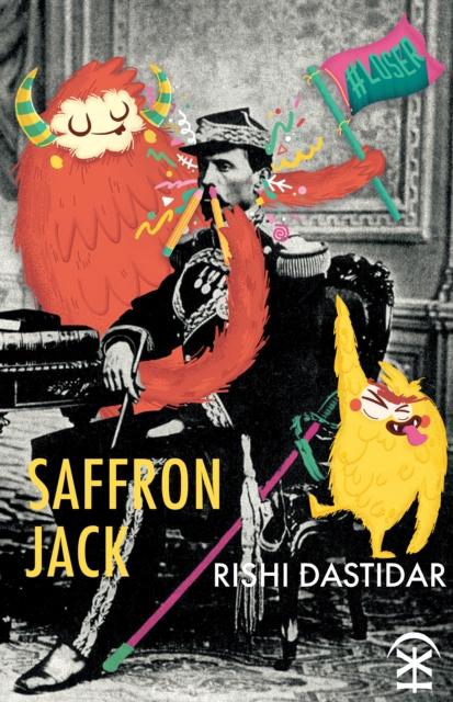 Cover for: Saffron Jack