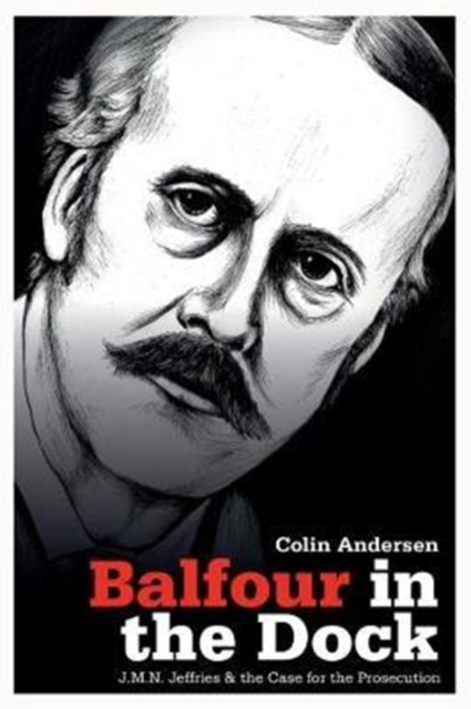 Cover for: Balfour in the Dock