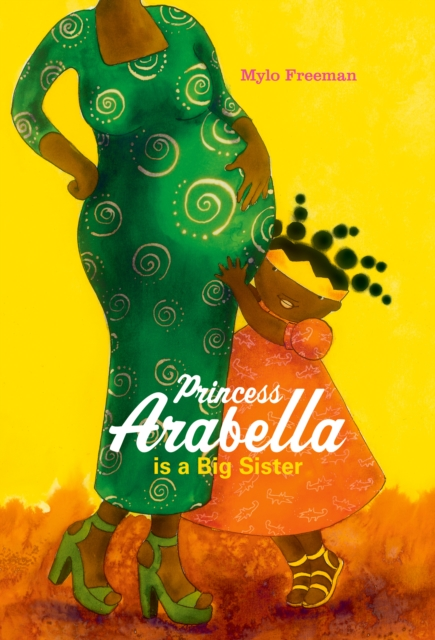 Cover for: Princess Arabella is a Big Sister : 5