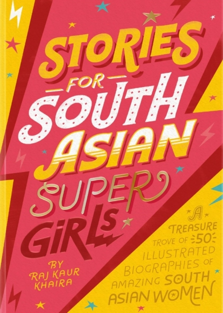Cover for: Stories for South Asian Supergirls