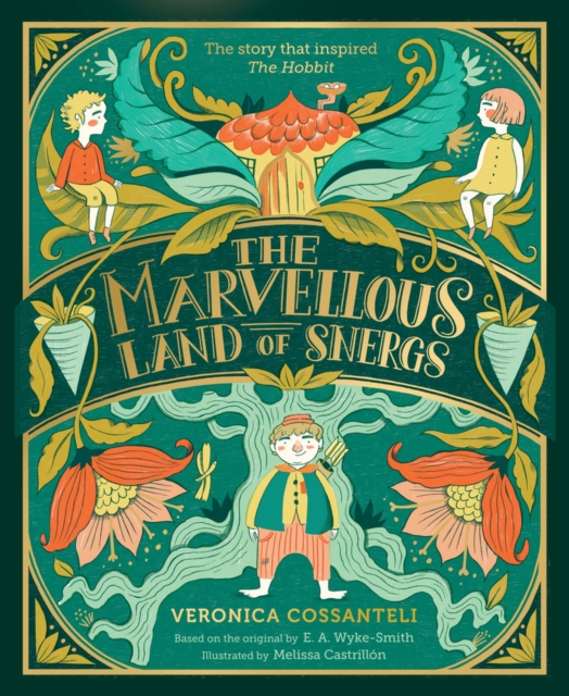 Cover for: The Marvellous Land of Snergs