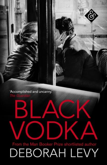 Cover for: Black Vodka