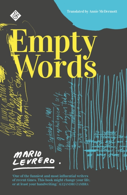 Cover for: Empty Words