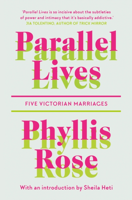 Image for Parallel Lives : Five Victorian Marriages