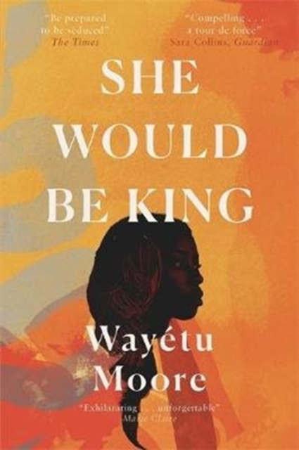 Cover for: She Would Be King