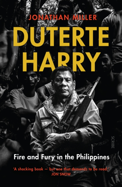 Cover for: Duterte Harry : fire and fury in the Philippines
