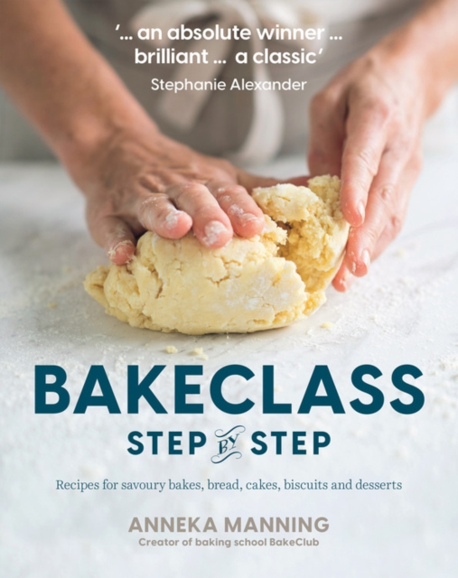 Image for BakeClass Step by Step : Recipes for savoury bakes, bread, cakes, biscuits and desserts