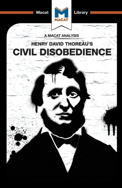 Cover for: An Analysis of Henry David Thoraeu's Civil Disobedience