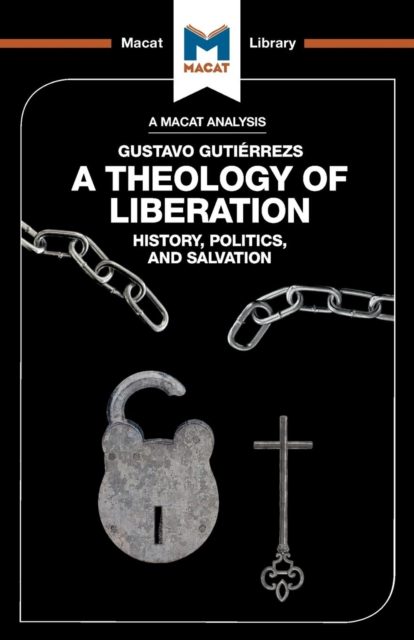 Image for An Analysis of Gustavo Gutierrez's A Theology of Liberation