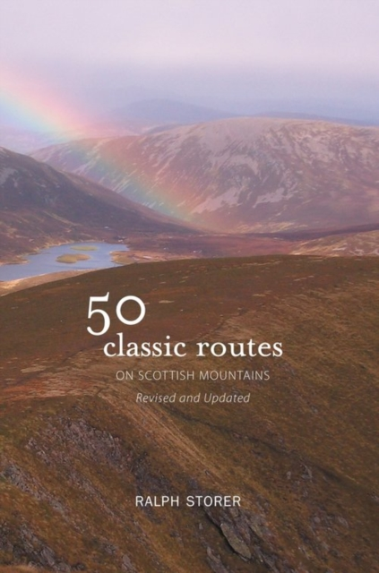 Cover for: 50 Classic Routes on Scottish Mountains