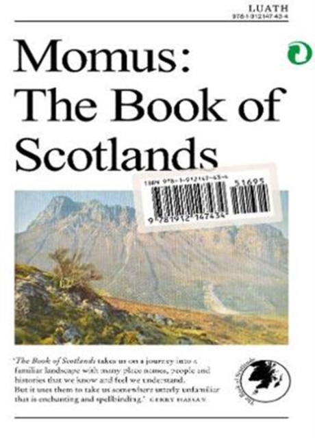 Cover for: The Book of Scotlands