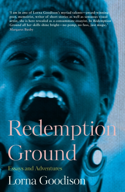 Cover for: Redemption Ground: Essays and Adventures