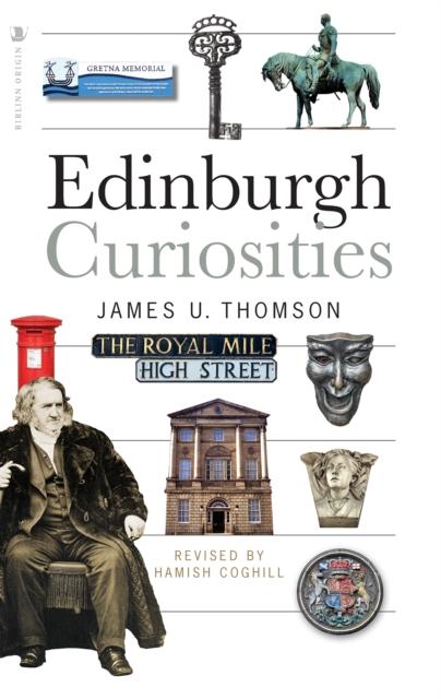 Cover for: Edinburgh Curiosities