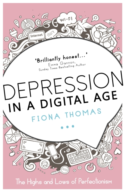Cover for: Depression in a Digital Age : The Highs and Lows of Perfectionism
