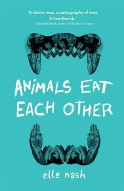 Cover for: Animals Eat Each Other