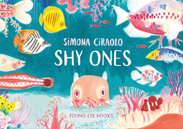 Cover for: Shy Ones