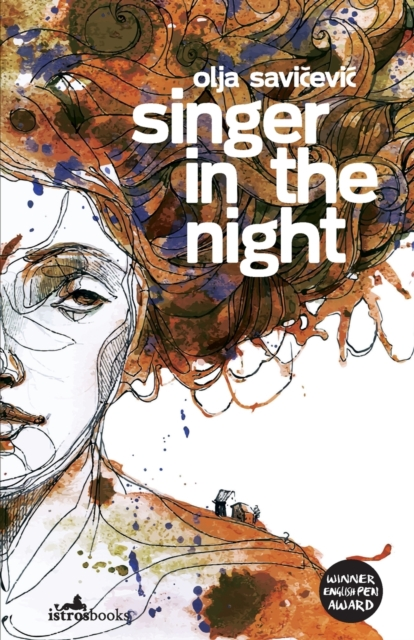 Cover for: Singer in the NIght