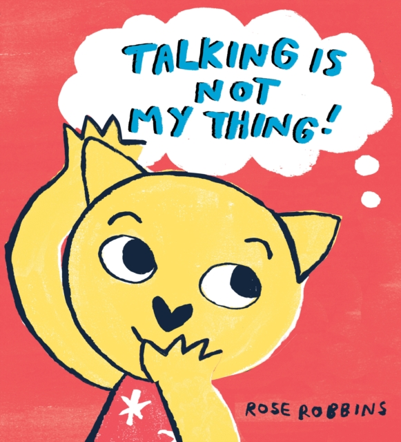 Image for Talking is not my Thing