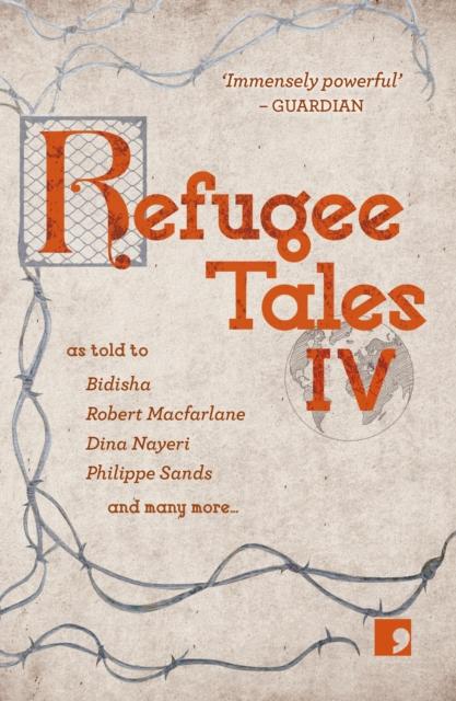 Image for Refugee Tales : Volume IV