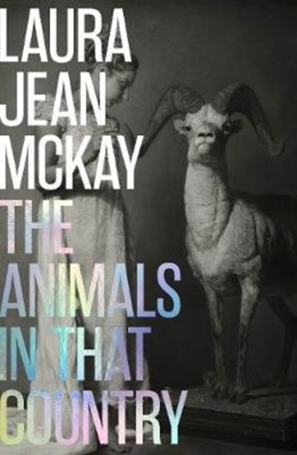 Cover for: The Animals in That Country